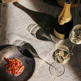 mkgalleryamp; Wine: The Case for Pairing Champagne With Peppers—and How to Do It at Home