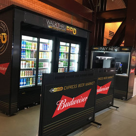 Food & Wine: MLB Ballparks Add Artificial Intelligence to Sell Beer Faster Than Ever Before