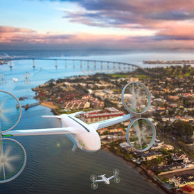 Food & Wine: Uber Eats Tests Drones to Speed Up Food Delivery in San Diego