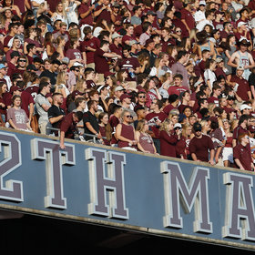 Food & Wine: Texas A&M Becomes First SEC Football Team to Allow Stadium-wide Beer and Wine Sales
