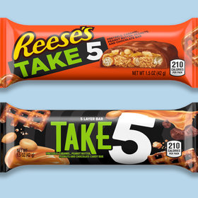 mkgalleryamp; Wine: Hershey's Take5 Candy Bar Is Officially a Reese's Product