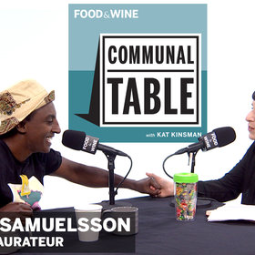 Food & Wine: Communal Table Podcast: Marcus Samuelsson