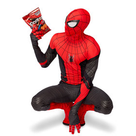 mkgalleryamp; Wine: These 'Incognito Doritos' Bags Secretly Turn into Spider-Man Suits