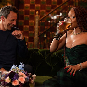 mkgalleryamp; Wine: Watch Seth Meyers Make Rihanna Cocktails Inspired By Her Songs