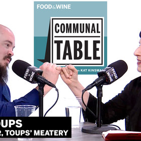 Food & Wine: Communal Table Podcast: Isaac Toups