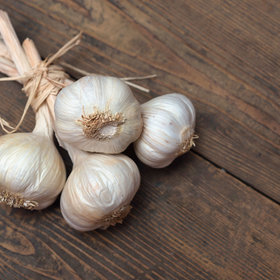 Food & Wine: How to Safely Peel and Cut Garlic With a Chef's Knife