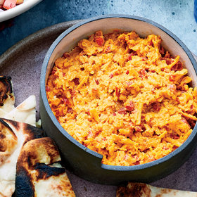Food & Wine: Achari Pimiento Cheese Spread