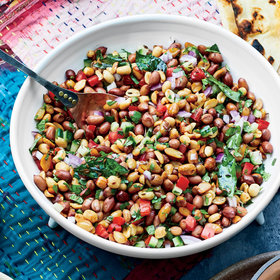 Food & Wine: Boiled Peanut Chaat