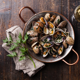 mkgalleryamp; Wine: Every Kind of Clam You Can Buy in the U.S.
