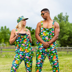 mkgalleryamp; Wine: Bud Light's 'Pajameralls' Are Sure to Turn Heads At Your Next Cookout