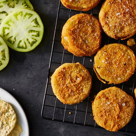 Food & Wine: Gluten-Free Fried Green Tomatoes