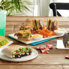 Food & Wine: Here's the Menu Being Served Exclusively at the Taco Bell Hotel