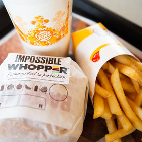 Food & Wine: If You Ordered an Impossible Whopper You're Probably Not a Vegetarian