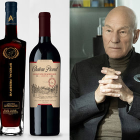 Food & Wine: This 'Star Trek' Wine Was Produced at the Actual Chateau Picard in France