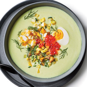 Food & Wine: Zucchini and Buttermilk Soup