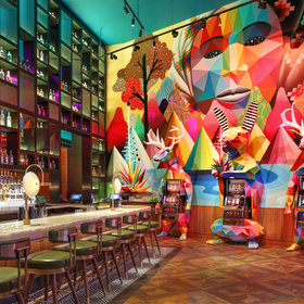 Food & Wine: New Oaxaca-Themed Bar Houses Las Vegas' Largest Collection of Tequilas and Mezcals