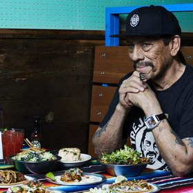 Food & Wine: Inside L.A. Hero Danny Trejo's Big, Beautiful Mexican Restaurant Empire