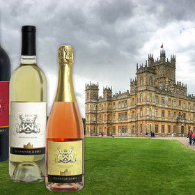 Food & Wine: Three 'Downton Abbey' Wines Premiere Ahead of the Upcoming Movie