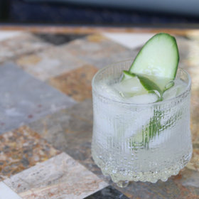 Food & Wine: 3 Refreshing Cocktail Recipes with Bottled Cucumber Tonic