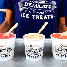 Food & Wine: Philly Water Ice Gets the Love and Respect It Deserves at New Shop