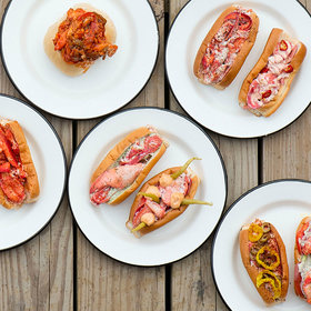 Food & Wine: Luke's Lobster Teams Up with José Andrés and More Chefs to Create Limited-Edition Lobster Rolls