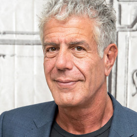 Food & Wine: Anthony Bourdain's Custom Knife and Other Personal Items Are Going Up For Auction