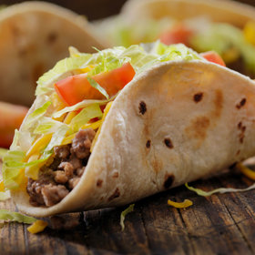 Food & Wine: Please Don't Use a Taco as a Bookmark