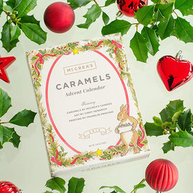 Food & Wine: We Tasted the First of Its Kind, All-Caramel Advent Calendar — and It's Delicious