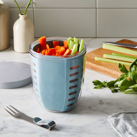 Food & Wine: These Portable Produce Containers Will Keep Your Snacks Fresh While on the Go