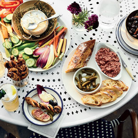 Food & Wine: How to Host the Ultimate French Aperitif Party