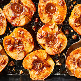 Food & Wine: Spiced Brown-Butter Apples