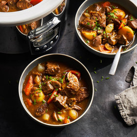Food & Wine: Slow-Cooker Classic Beef Stew