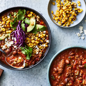 Food & Wine: Mexican Street Taco Soup