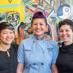 Food & Wine: This Band Teacher Turned Pastry Chef Is Making Philly's Best Gelato and Filipino Sweets