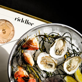 Food & Wine: The Riddler, San Francisco's Beloved Champagne Bar, Opens in New York