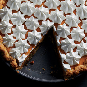 Food & Wine: Pecan-Pumpkin Cream Pie