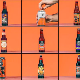 Food & Wine: A Beer Expert Tried 12 Pumpkin Beers (and Liked Them All)