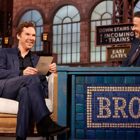 Food & Wine: Watch Benedict Cumberbatch Try to Read a Yelp Review in a Brooklyn Accent