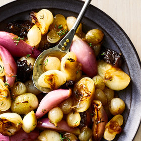 Food & Wine: Mixed Onion Agrodolce