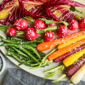 Food & Wine: Your Crudite Could Be So Much More Fabulous