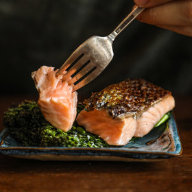 Food & Wine: My Foolproof Trick for Perfect Salmon Fillets