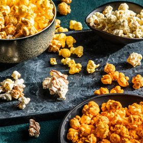 Food & Wine: We Tried Over 30 Gourmet Popcorns—This Was the Best One
