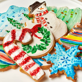 Food & Wine: How to Decorate Holiday Cookies Like a Pro