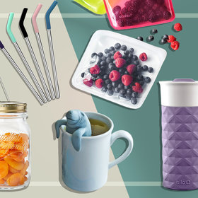 Food & Wine: 10 Reusable Items to Help You Cut Down on Waste in the New Year