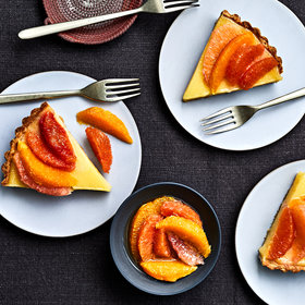 Food & Wine: Lemon Curd Tart