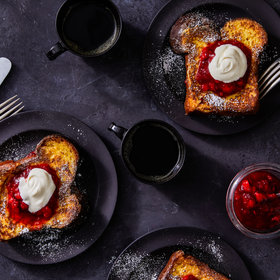 Food & Wine: Cannabis-Infused Brioche French Toast