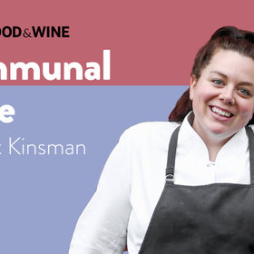 Food & Wine: Communal Table Podcast: Cassidee Dabney