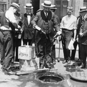 Food & Wine: How Prohibition Reinvented Drinking In America