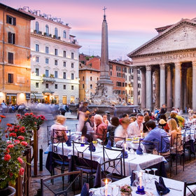 Food & Wine: How to Have the Best Day Ever in Rome