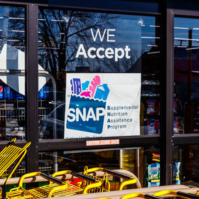 Food & Wine: 14 States Sue to Overturn Food Stamp Rule Change That Would Kick Hundreds of Thousands Off SNAP